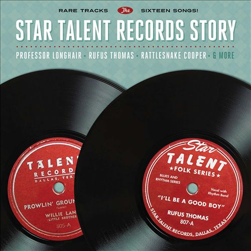 The Star Talent Records Story