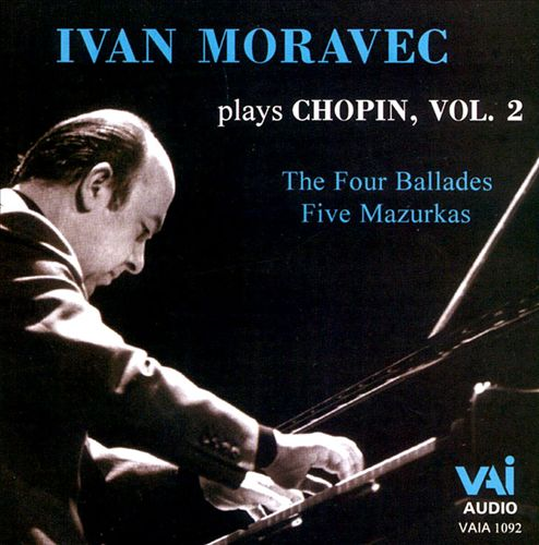 Ivan Moravec Plays Chopin, Vol. 2