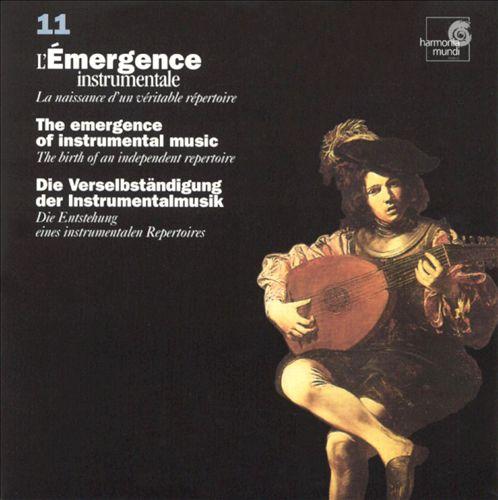 L' Émergence instrumentale