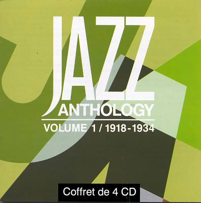 Jazz Anthology: 1918-34, Vol. 1