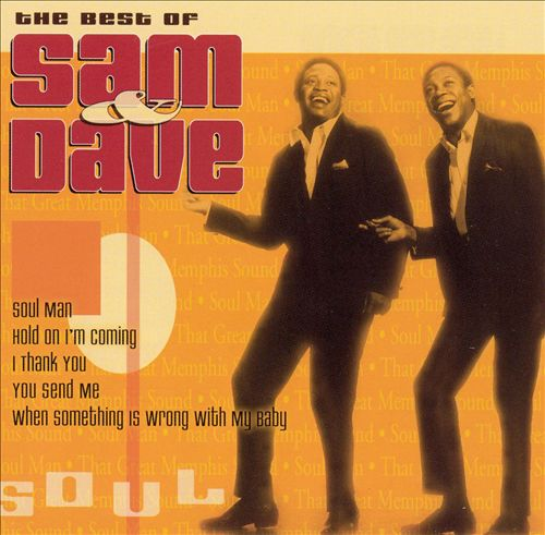 The Best of Sam & Dave [Delta]