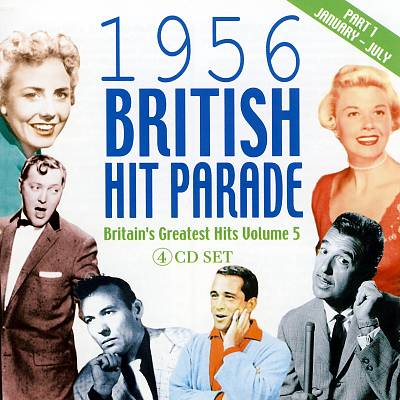 1956 British Hit Parade, Pt. 1: January-July