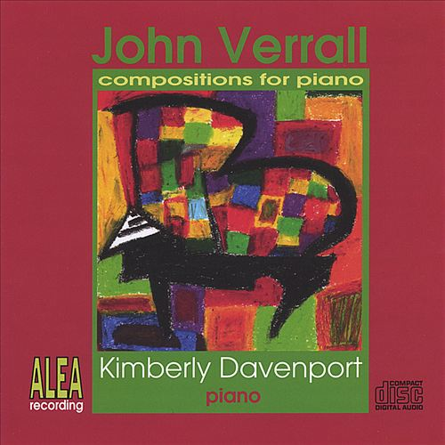 John Verrall: Compositions for Piano