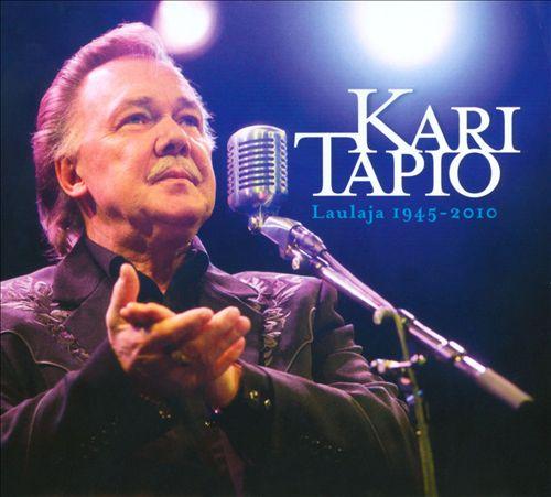 Laulaja 1945-2010