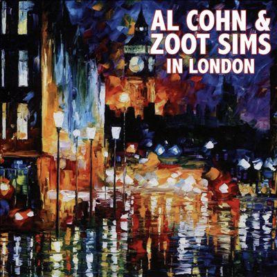 Al Cohn & Zoot Sims in London