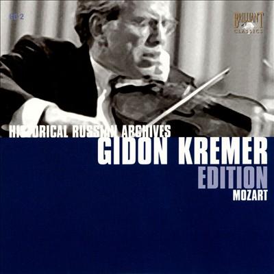 Gidon Kremer Edition: Mozart