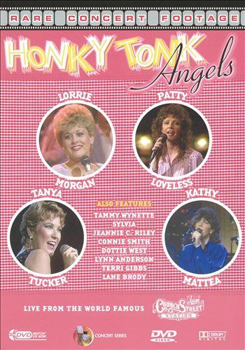 Honky Tonk Angels [DVD]