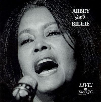 Abbey Sings Billie, Vol. 1