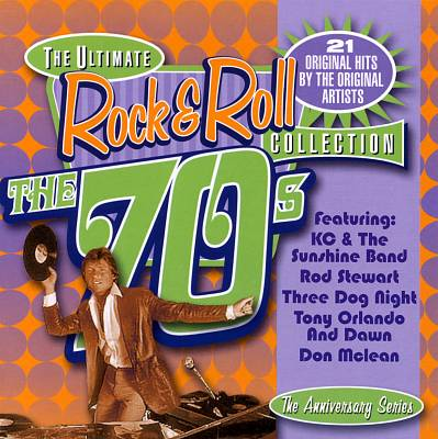 WCBS FM 101.1: The Anniversary Album - The 70s