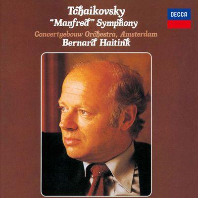 """Tchaikovsky: """"Manfred"""" Symphony"""