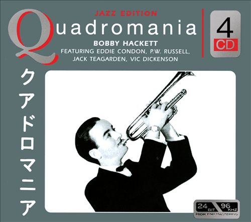 Bobby Hackett Featuring Eddie Condon