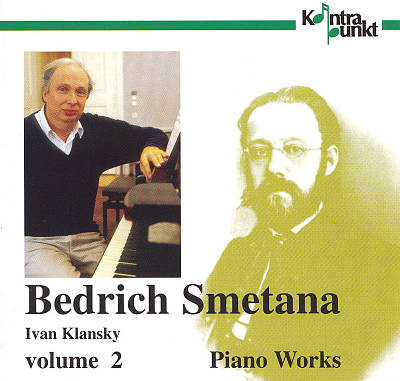 Smetana: Piano Works, Vol. 2