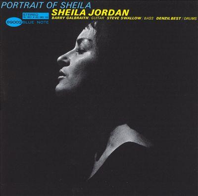 Portrait of Sheila Jordan