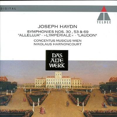 Haydn: Symphonies Nos. 30, 53 & 69