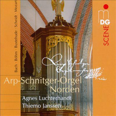 Arp-Schnitger-Orgel Norden, Vol. 3