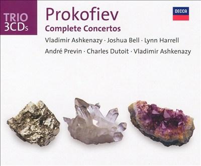 Prokofiev: Complete Concertos