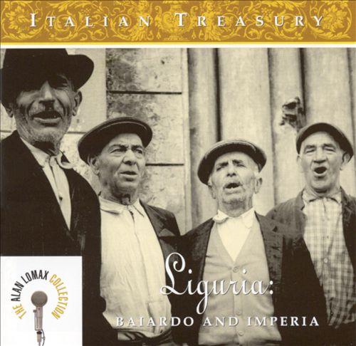 Italian Treasury: Liguria-Baiardo and Imperia