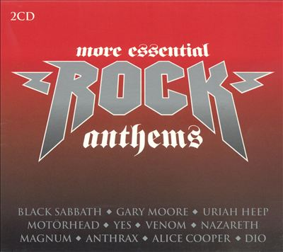 More Essential Rock Anthems