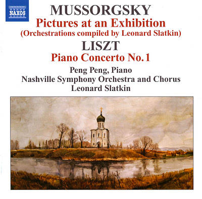 Mussorgsky: Pictures at an Exhibition; Liszt: Piano Concerto No. 1