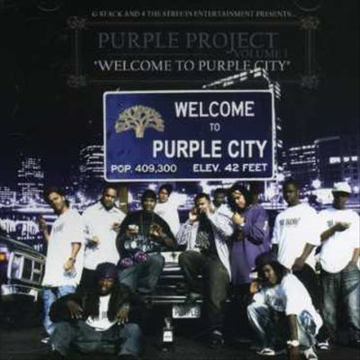Welcome to Purple City, Vol. 1