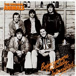 Before We Were So Rudely Interrupted