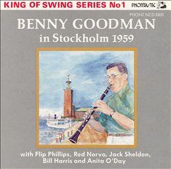 In Stockholm 1959