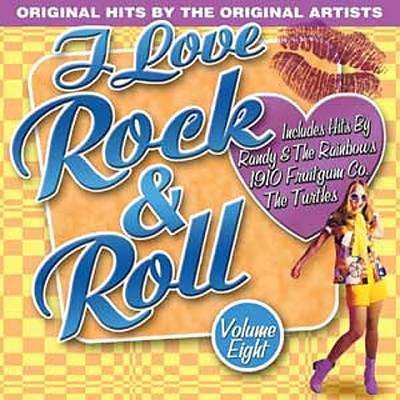 I Love Rock & Roll, Vol. 8