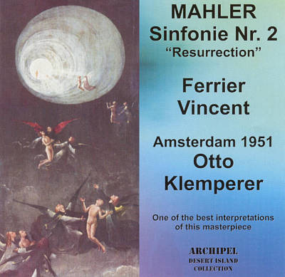 "Mahler: Sinfonie No. 2 ""Resurrection"""