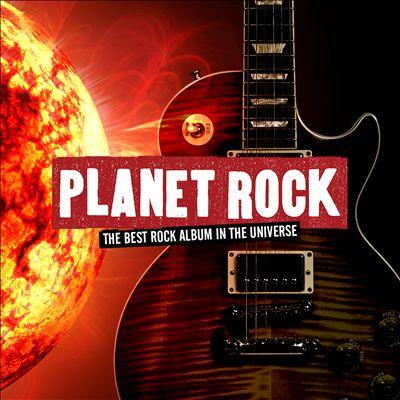 Planet Rock [Rhino]