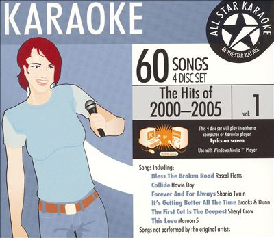 Karaoke: The Hits 2000-2005 Pack, Vol. 1