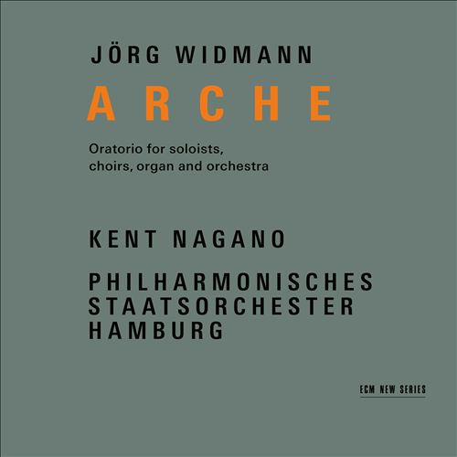 Jörg Widmann: Arche