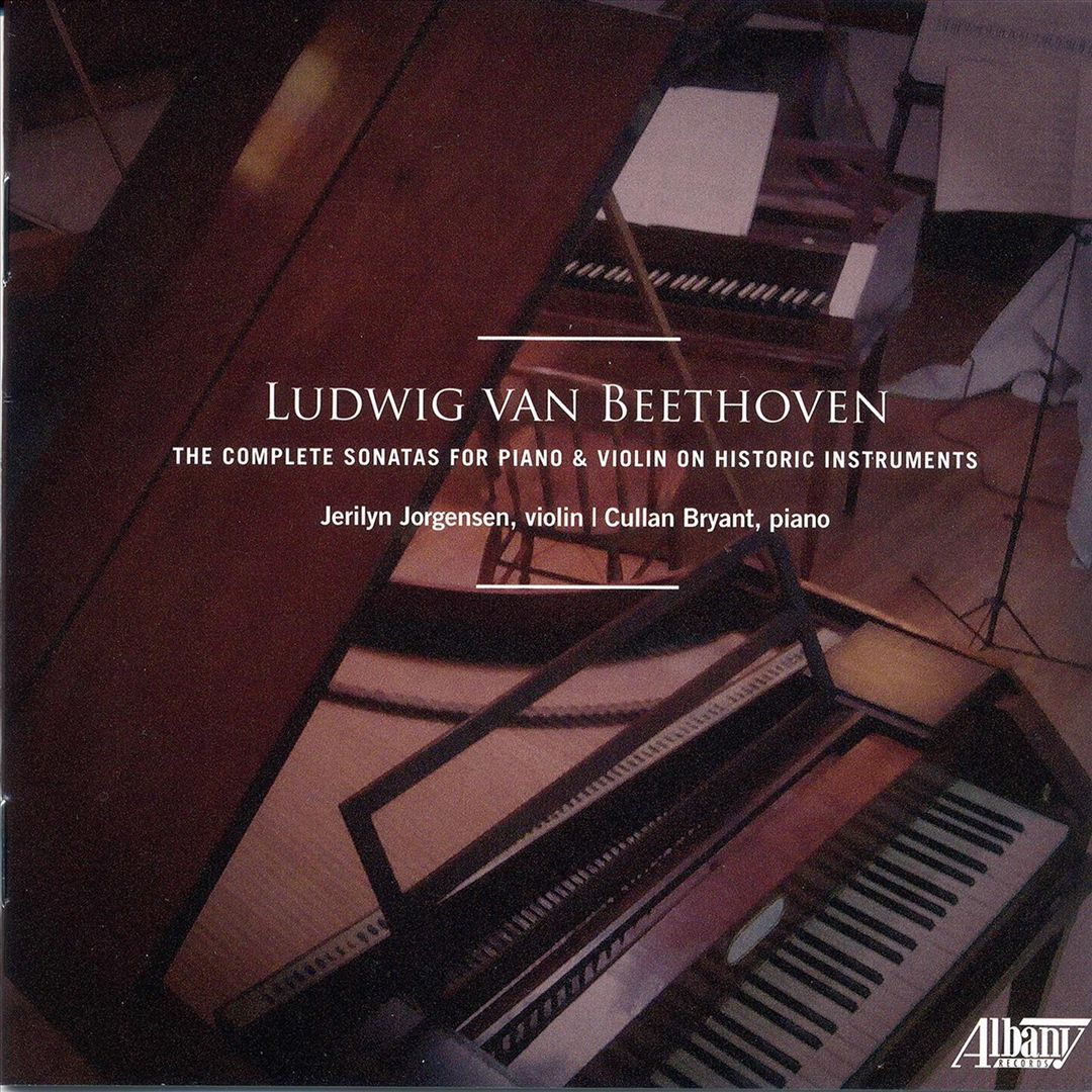 Ludwig van Beethoven: The Complete Sonatas for Piano & Violin on Historic Instruments