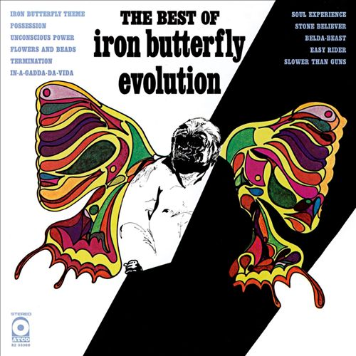 The Best of Iron Butterfly: Evolution