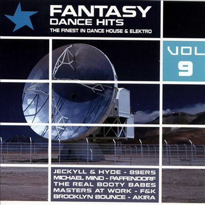 Fantasy Dance Hits, Vol. 9