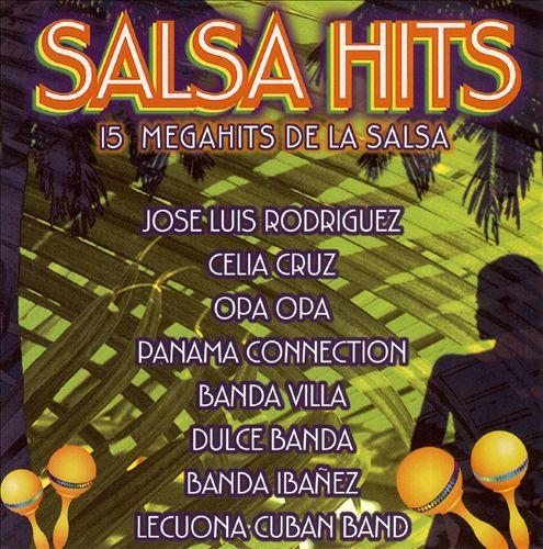 Salsa Hits [Music Brokers]