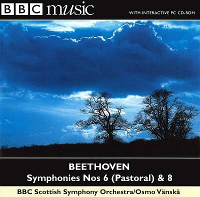 Beethoven: Symphonies Nos. 6 (Pastoral) & 8