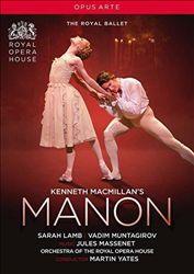 Kenneth MacMillillan's Manon [Video]