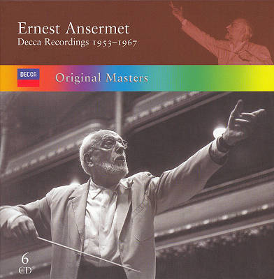 Ernest Ansermet: Decca Recordings 1953-1967 [Box Set]