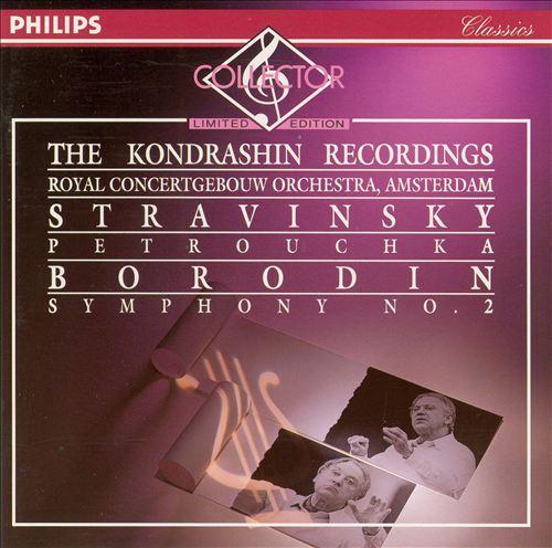 Stravinsky: Petrouchka; Borodin: Symphony No. 2