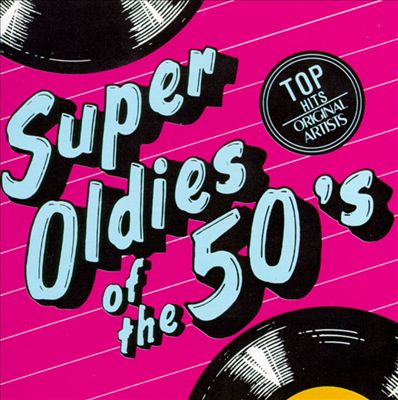 Super Oldies of the 50's, Vol. 6