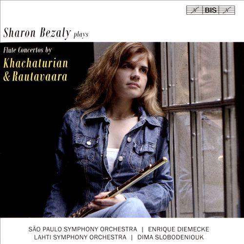 Flute Concertos by Khachaturian & Rautavaara
