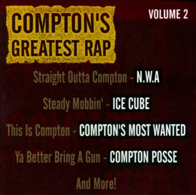 Compton's Greatest Rap, Vol. 2