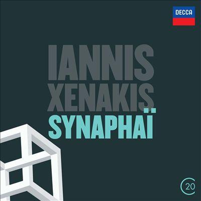 Xenakis: Synaphaï