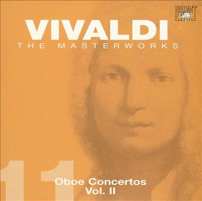 Vivaldi: Oboe Concertos, Vol. 2
