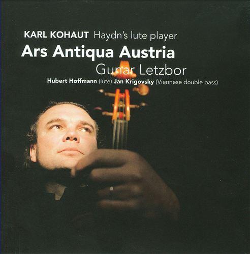 Karl Kohaut: Haydn's Lute Player
