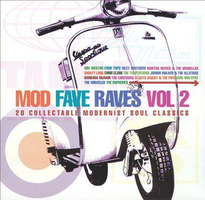 Motown Mod Fave Raves, Vol. 2