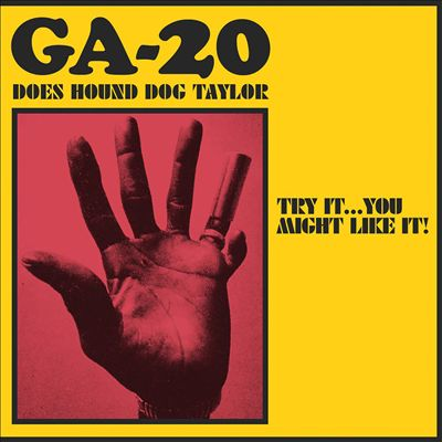 Try It... You Might Like It! GA-20 Does Hound Dog Taylor