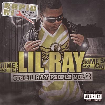 It's Lil Ray People, Vol. 2