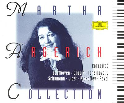 Martha Argerich Collection: Concertos