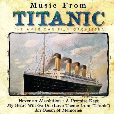 Music From Titanic!